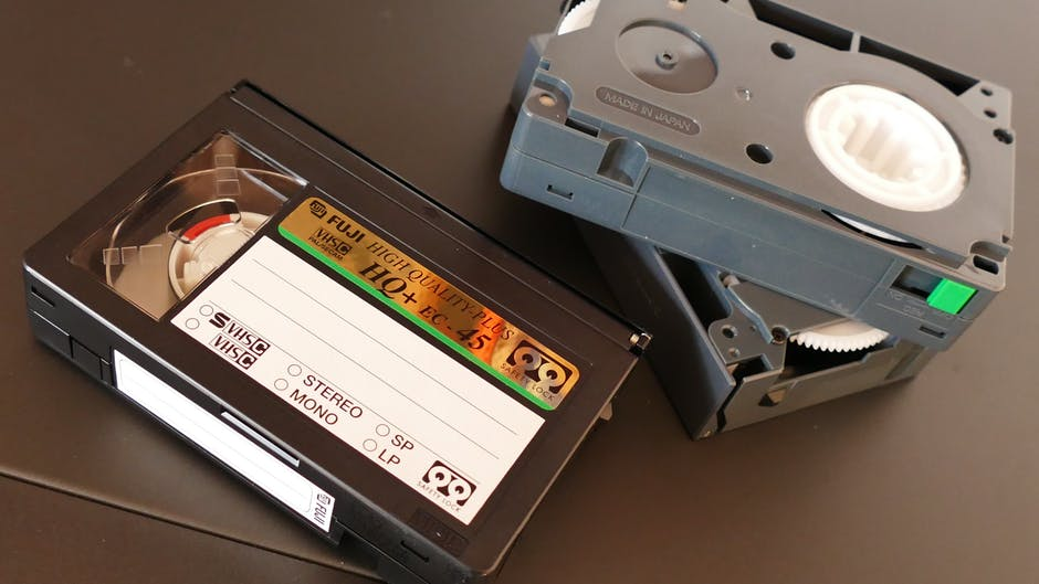 Easily Convert Your VHS Tapes To Digital Video